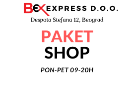 PAKET SHOP